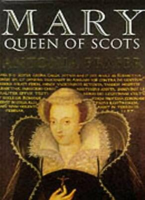 Mary Queen Of Scots,Lady Antonia Fraser • 3.17£