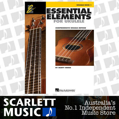 AU20.35 • Buy Essential Elements For Ukulele Book 1 Essential Elements (Softcover Book)