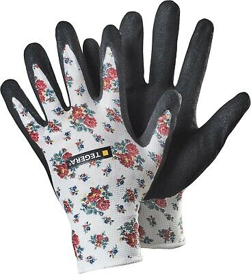 ~~ TEGERA 90065 Ladies Gardening Gloves Nitrile Water Repellent Palm ~~  • 4.95£