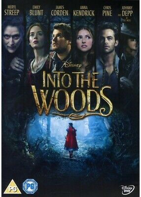 £3.25 • Buy Into The Woods (DVD, 2014)