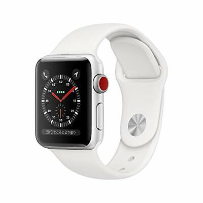 $ CDN631.20 • Buy Apple Watch Series 3 (GPS + Cellular Model) - 38mm Silver Aluminum Case And A Wh