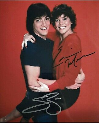 $12 • Buy Happy Days Erin Moran And Scott Baio  8x10 Autographs With COA