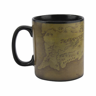 £11.99 • Buy Lord Of The Rings Heat Change Mug Extra Large 550ml Gift For And Hobbit Fans