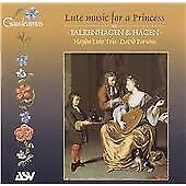 Lute Music For A Princess (Haydn Lute Trio, Parsons) CD (2001) Amazing Value • 7.75£
