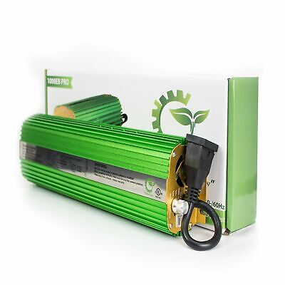 Dimmable Electronic HID Ballast - 1000W/600W/400W/Hydroponic Equipment/Green Gea • 181.24£