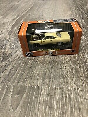 M2 Machines 1969 Plymouth Road Runner Toy Car NEW • 15.43£