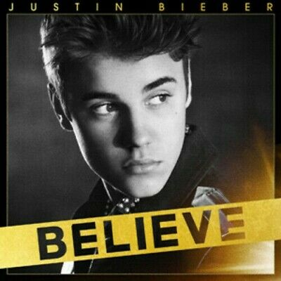 AU22.90 • Buy JUSTIN BIEBER Believe CD NEW (STORE DISPLAY COPY)