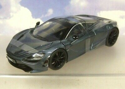 AU42.88 • Buy Jada 1/24 Diecast Shaw's Mclaren 720s From Fast & Furious Spin-off Hobbs & Shaw
