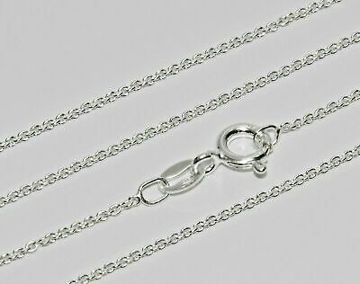Sterling Silver 925 Belcher Chain - 18 Inch - Strong & Durable • 2.95£