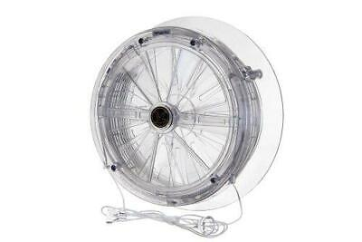 Vent-a-Matic Cord Operated Fan 162mm DGS 106 For DBL Glazing • 64.95£