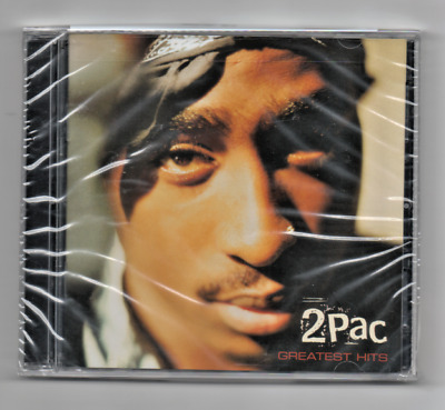 2 Pac Greatest Hits Double CD Changes, California Love, I Get Around • 33.11£
