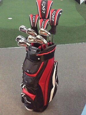 AU449.99 • Buy Retco CX7 Deluxe Golf Package -14 Hole Cart Bag,Putter & Deluxe Covers -1 Longer