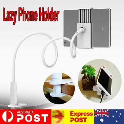 AU13.95 • Buy 360° Rotating Tablet Stand Holder Lazy Bed Desk Mount For IPad IPhone Samsung W