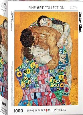 $ CDN33.52 • Buy EuroGraphics The Family By Gustav Klimt 1000 Piece Puzzle NEW