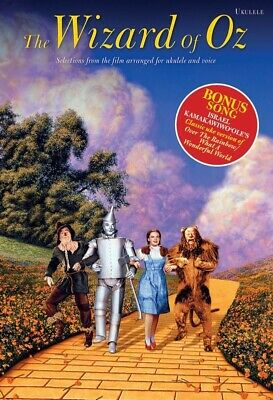 AU27.95 • Buy The Wizard Of Oz For Ukulele (Softcover Book)