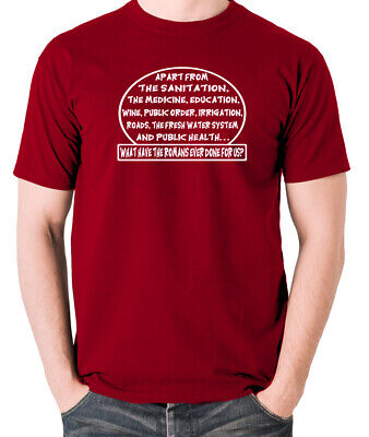 £15.99 • Buy Monty Python's Life Of Brian - The Romans - Classic Movie Inspired T Shirt