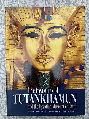 Treasures Of Tutankhamun And The Egyptian Museum Of Cairo • 25£