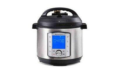 $144.99 • Buy Instant Pot® 10-in-1 Duo Evo 6 Qt. Plus Programmable Electric Pressure Cooker