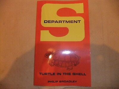Peter Wyngarde Department S Black Out Script Book Jason King Itc • 10.99£