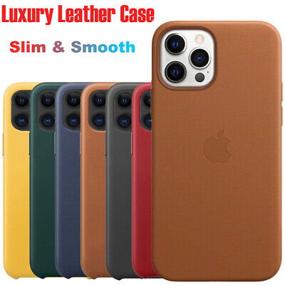 AU13.99 • Buy For IPhone 12 11 Pro Max XR X XS 7 8 Plus Case, Luxury Leather Slim Cover Case