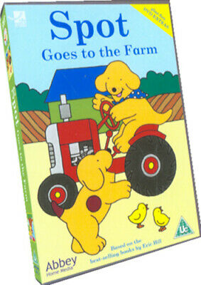 £1.88 • Buy Spot: Spot Goes To The Farm DVD (2006) Cert U Expertly Refurbished Product