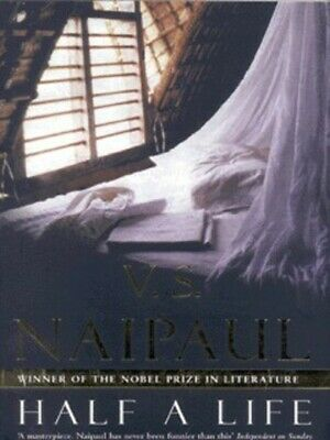 £1.88 • Buy Half A Life: A Novel By V. S. Naipaul (Paperback / Softback) Fast And FREE P & P
