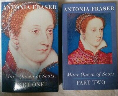 Mary Queen Of Scots Parts 1 & 2 - Antonia Fraser.  • 6£