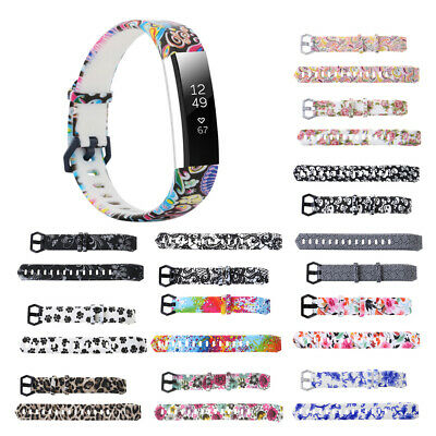 AU5.83 • Buy Replacement Wristband Strap Watch Bands For FitBit Alta/Alta HR Accessories