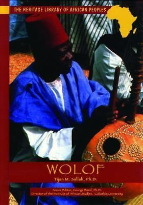 AU7.46 • Buy Wolof (Heritage Library Of African Peoples West Africa) By Sallah, Tijan M.