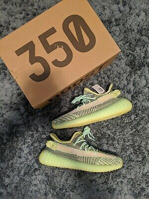 $ CDN350 • Buy Adidas Yeezy Boost 350 Yeezreel US Size 8.5 100% Authentic