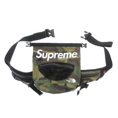 $ CDN192.84 • Buy SUPREME 17Stainless Steelx THE NORTH FACE Waterproof Waist Bag North Face Wa...