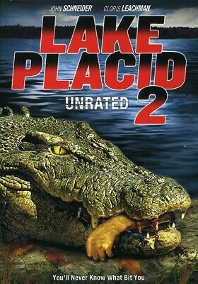 Lake Placid 2 [DVD] [Region 1] [US Impor DVD Incredible Value And Free Shipping! • 11.99£