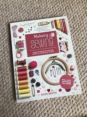 Makery Sewing Craft Book • 1.70£