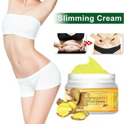Ginger Fat Burner Cream Weight Loss Belly Slimming Fitness Body Sweat Gel 30g • 2.49£