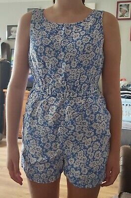 Beautiful Summer Playsuit From New Look - Size 10 • 7£