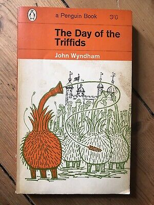 The Day Of The Triffids By John Wyndham 1963 Penguin Edition • 0.99£