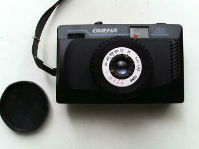 Smena-35 Russian Vintage LOMO Camera Lomography Very Rare For 35 Mm Film • 22.99£