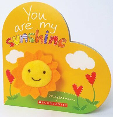 You Are My Sunshine By Magsamen, Sandra, NEW Book, FREE & FAST Delivery, (Hardco • 8.04£