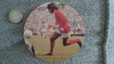 Manchester United George Best Hand Signed Picture • 35£