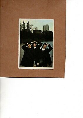 $0.10 • Buy Topps 1964 Beatles Color Card 64