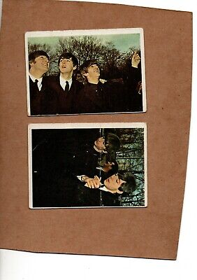 $0.20 • Buy Topps 1964 Beatles Color Card 23 58