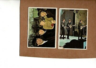 $0.20 • Buy Topps 1964 Beatles Color Card 29 37
