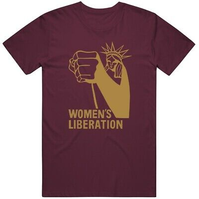 $ CDN29.95 • Buy Vintage 1970 Women's Liberation Political   Bgdy T Shirt