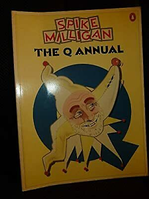 The Q Annual, Milligan, Spike, Used; Good Book • 2.30£