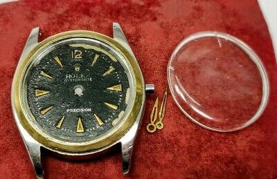 $ CDN858.70 • Buy Vintage Rolex Ref 6020 Case, Dial And Hands For Spare Parts