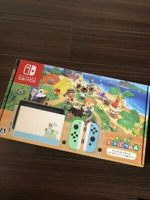 $ CDN822.95 • Buy Mint Nintendo Switch Animal Crossing Horizons Edition Console No Software Rare