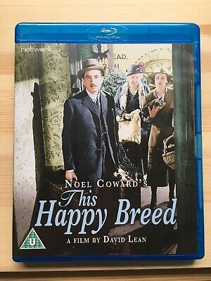 THIS HAPPY BREED BLU RAY 2 Disc Edition Watched Once From New Freepost UK • 5£