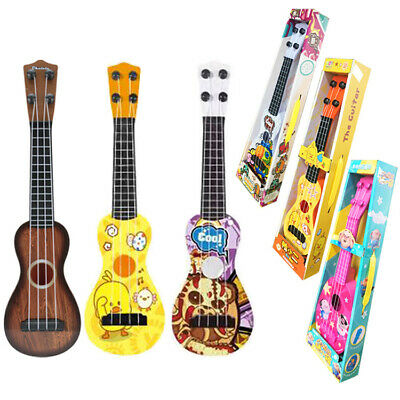 Kids Children Acoustic Rock Guitar Toy Musical Instrument With Guitar Pick • 8.49£