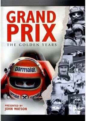 Grand Prix: The Golden Years (DVD, 1999) • 1.89£