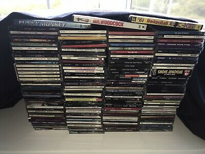 $ CDN79.99 • Buy Huge Lot Of Over 140 Cds And 3 Dvds Various Conditions Artists And Genres